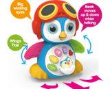 Musical Penguin Learning Toy