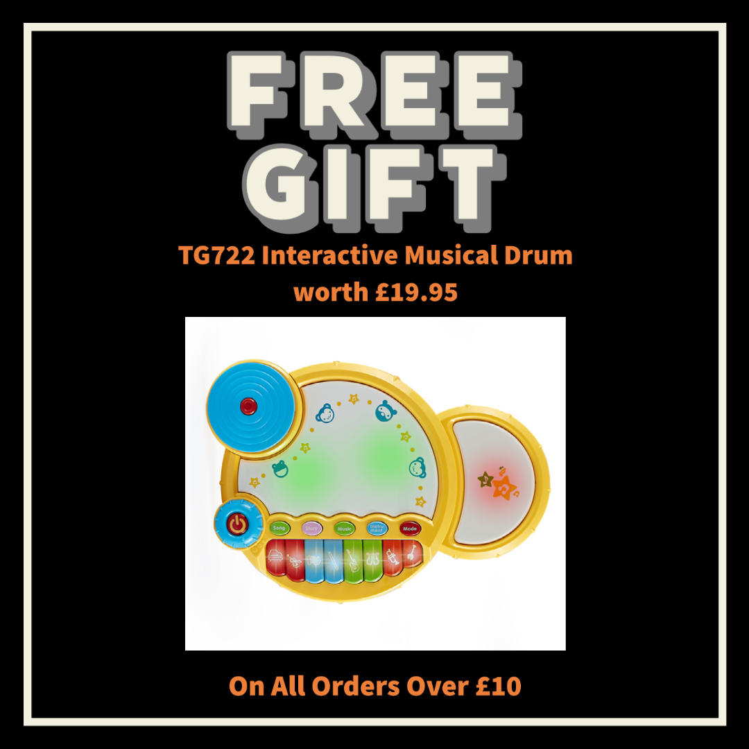 Get this product free when you spend £10 or more.